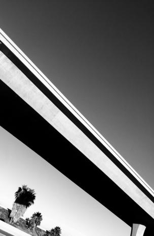 405 Freeway Overpass, CA 2015